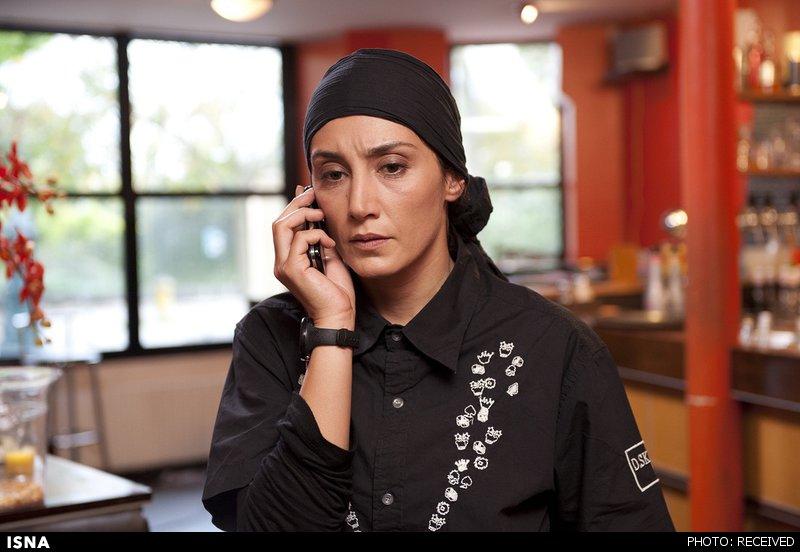 هدیه تهرانی: عقلم نرسید به خاطر اعتبار مهرجویی در «لیلا» بازی کنم