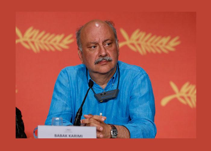 بابک کریمی:چون مشکل زبان وجود دارد، هنوز در آن مرحله نیستیم که بازیگران ایرانی بتوانند در سطح جهانی بدرخشند