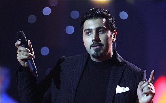 احسان خواجهامیری آلبوم «شهر دیوونه» را به افشین یداللهی تقدیم کرد